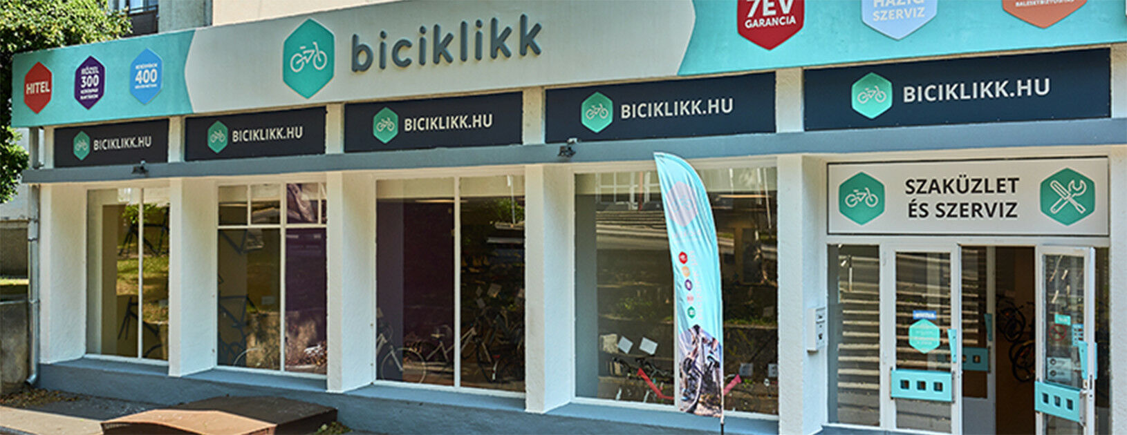 Biciklikk Pécs