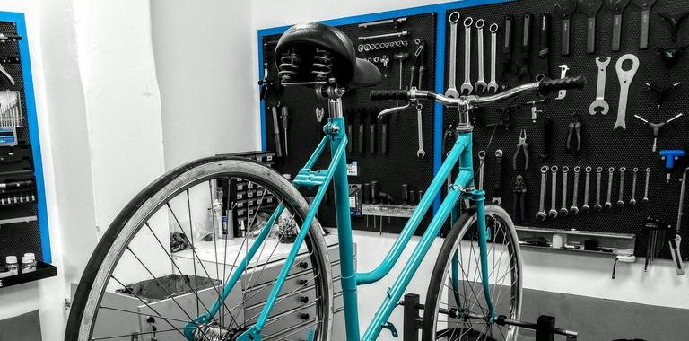 Biciklikk kerékpárszerviz