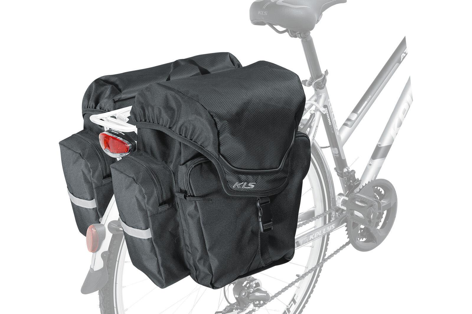 KLS Adventure csomagtartó táska kerékpárra