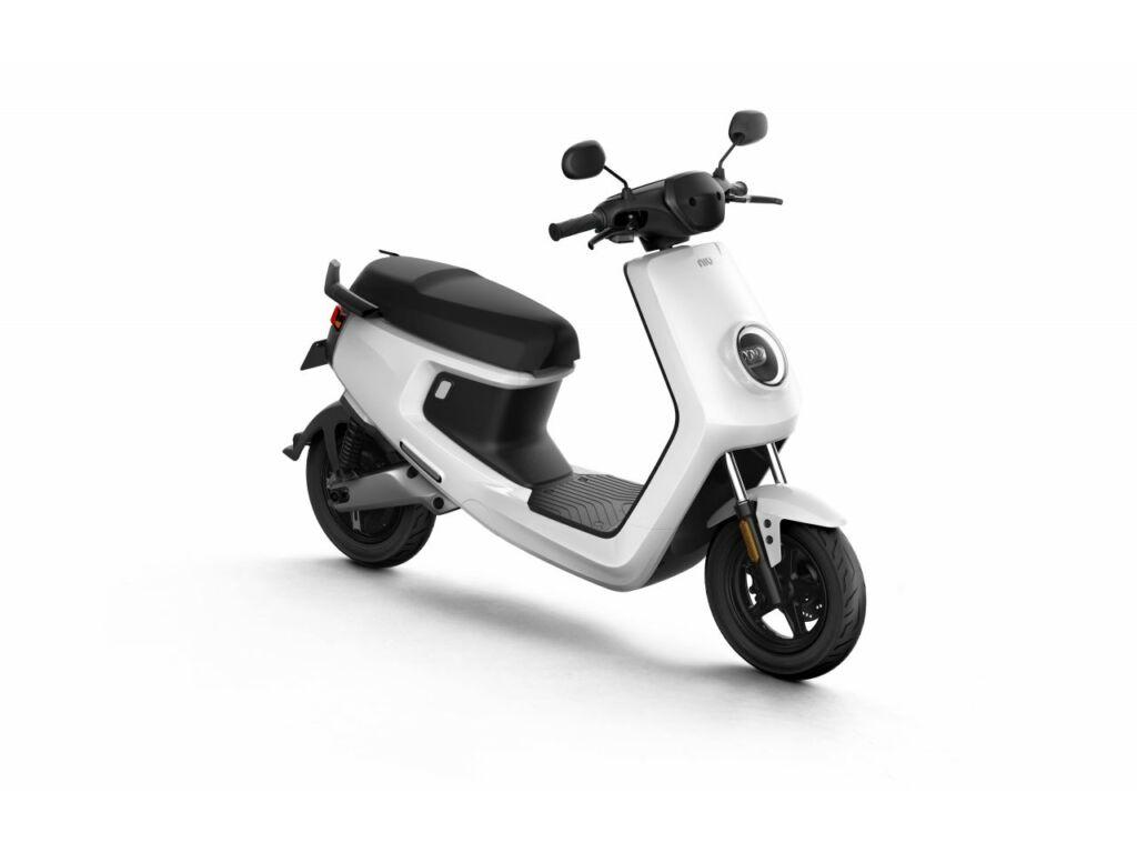 NIU MQi+Sport elektromos robogó, fehér