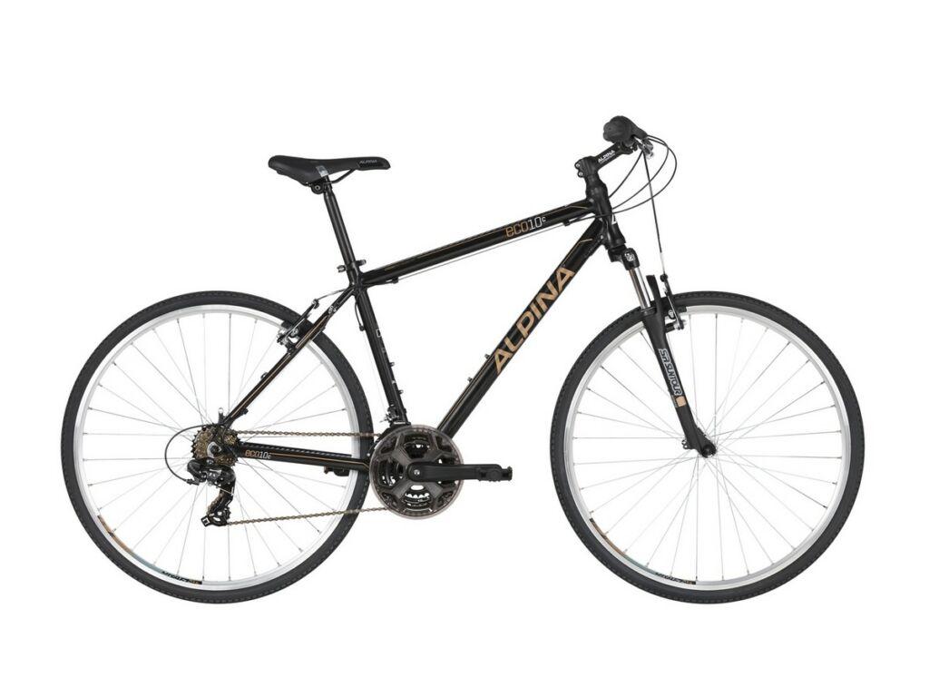 ALPINA ECO C10 28'' cross kerékpár, Black