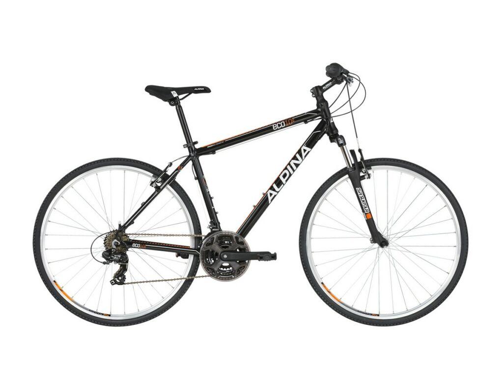 ALPINA ECO C10 28'' cross kerékpár, Dark Mango
