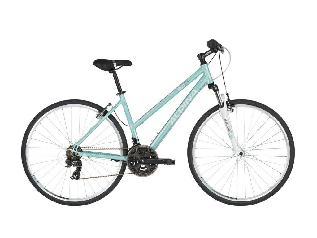 ALPINA ECO LC10 28'' cross kerékpár, Aqua