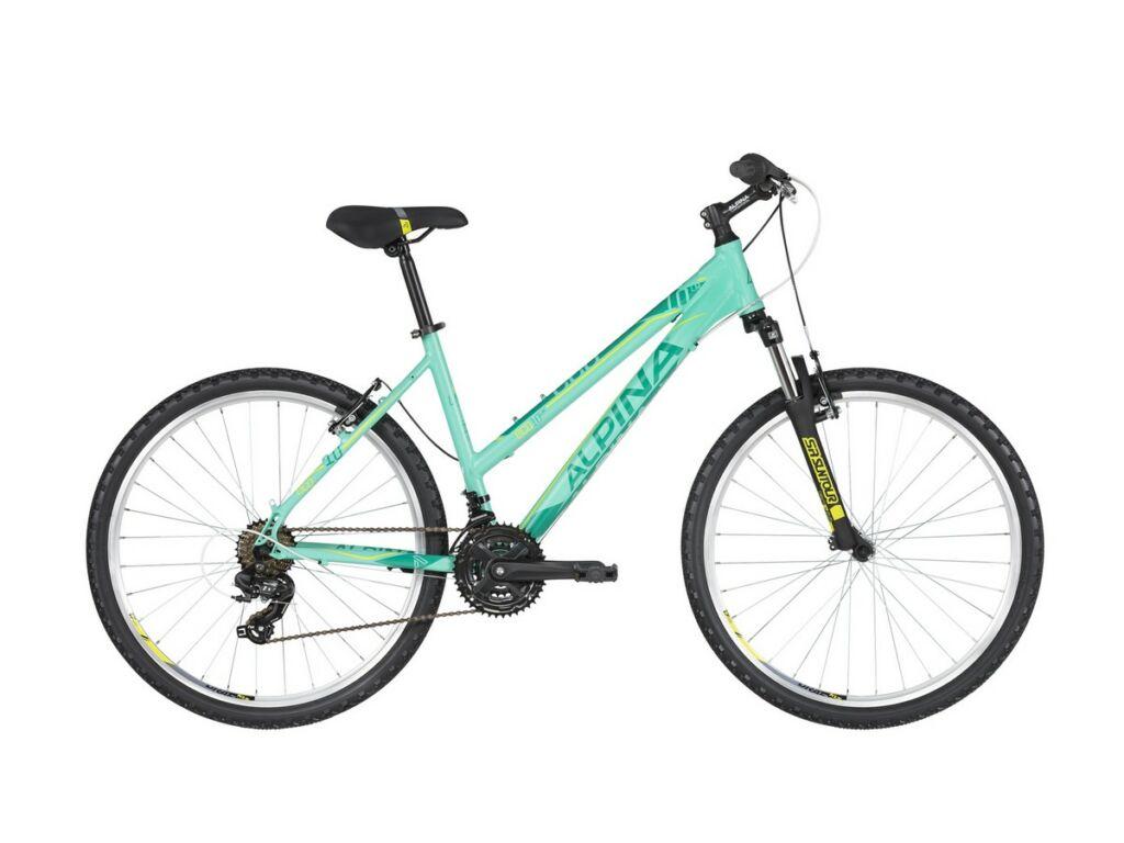 ALPINA ECO LM10 26'' női MTB kerékpár, Mint