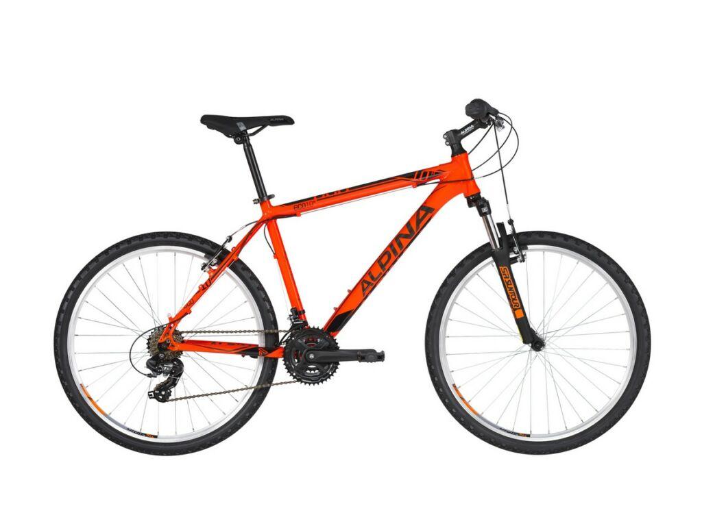 ALPINA ECO M10 26'' MTB kerékpár, Neon Orange