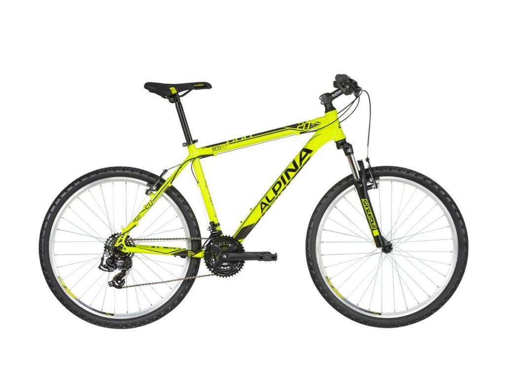 ALPINA ECO M20 26'' MTB kerékpár, Neon Lime