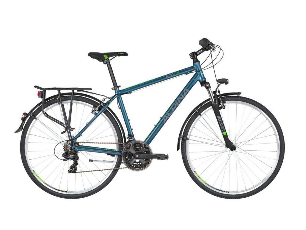 ALPINA ECO T10 28'' trekking/túra kerékpár, Ocean