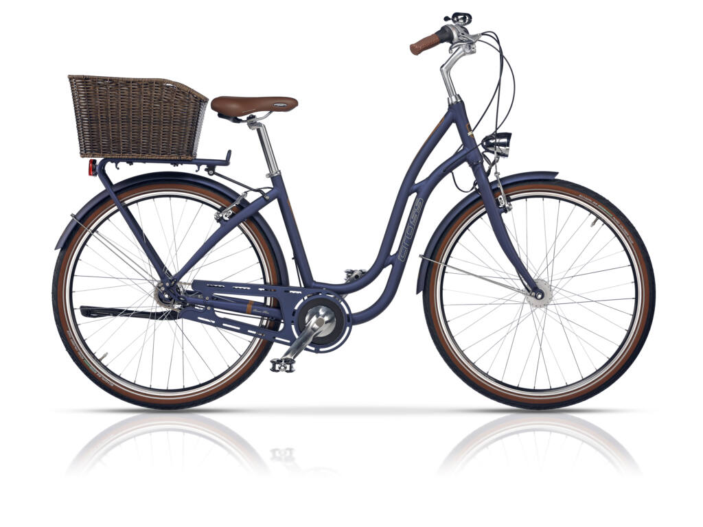 Cross PICNIC Plus női városi kerékpár