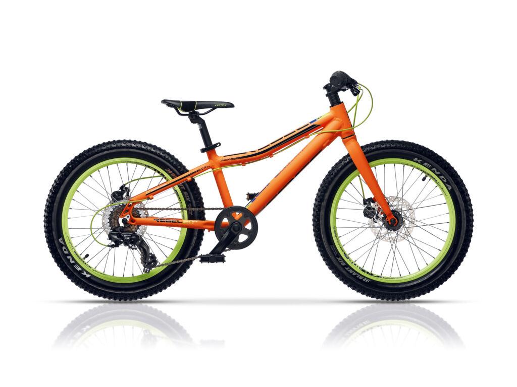 "Cross REBEL 20"" Boy fiú gyermekkerékpár"