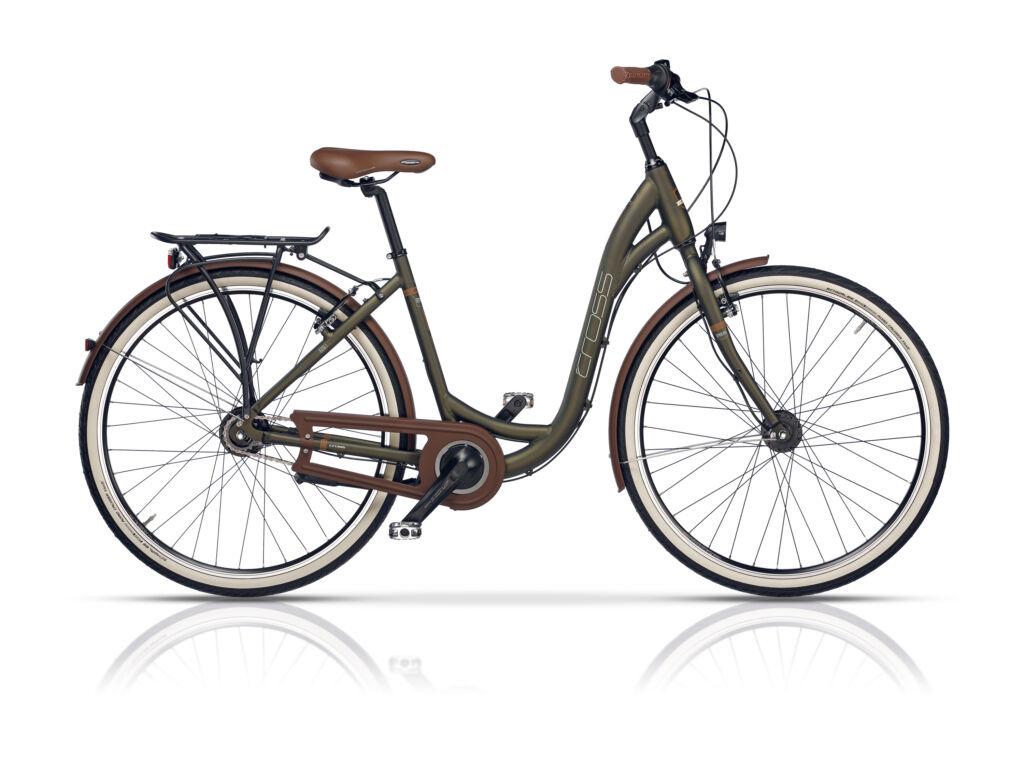 Cross RIVIERA LS női városi kerékpár