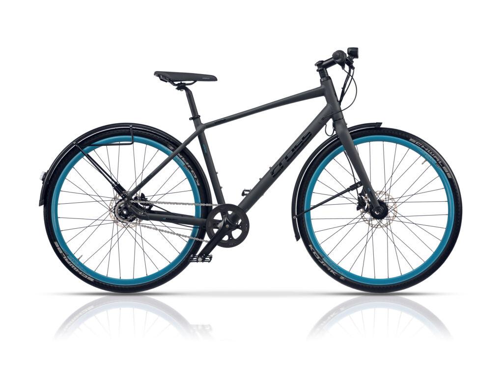 Cross TRAFFIC férfi városi kerékpár