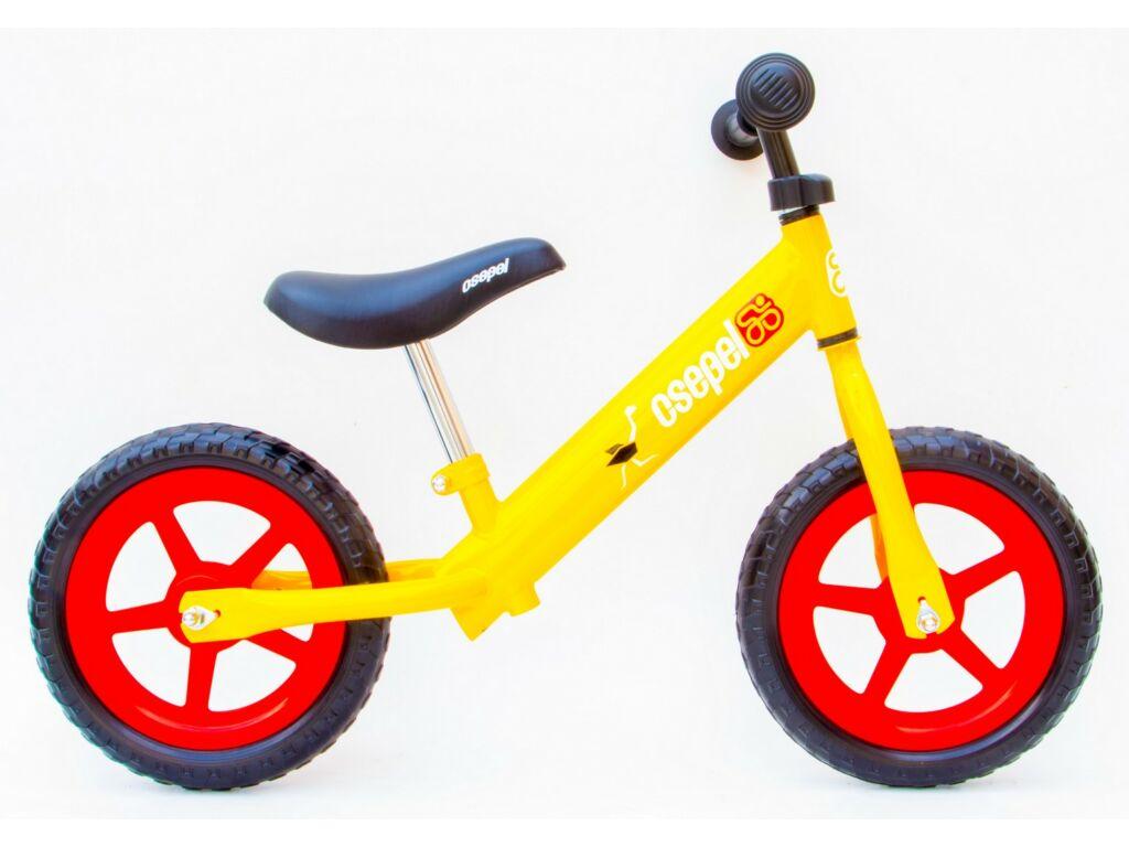 CSEPEL 12 col gyerek futókerékpár - narancs