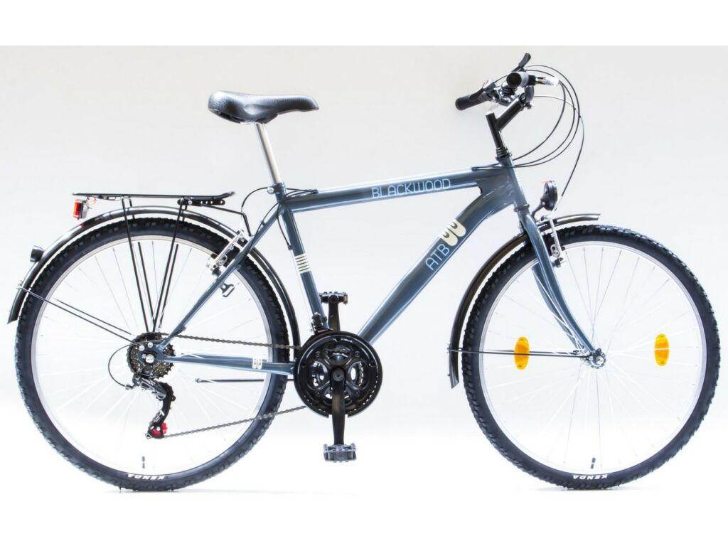 """CSEPEL BLACKWOOD ATB 26/18,5"""" FFI 18SP 19 férfi városi kerékpár"""