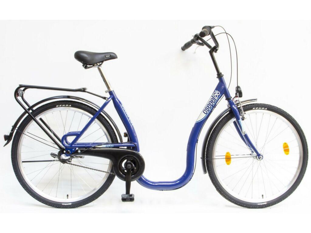 CSEPEL Budapest C 26/18 col N3 20 városi kerékpár - kék