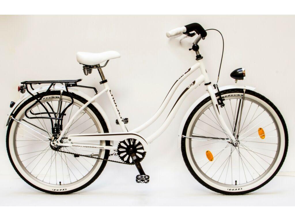 """CSEPEL CRUISER 26/18"""" NEO NÖI GR 16 női városi kerékpár"""