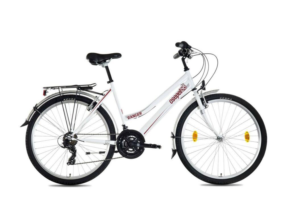 CSEPEL Ranger 26/17 col 21S 2017 női városi kerékpár - fehér