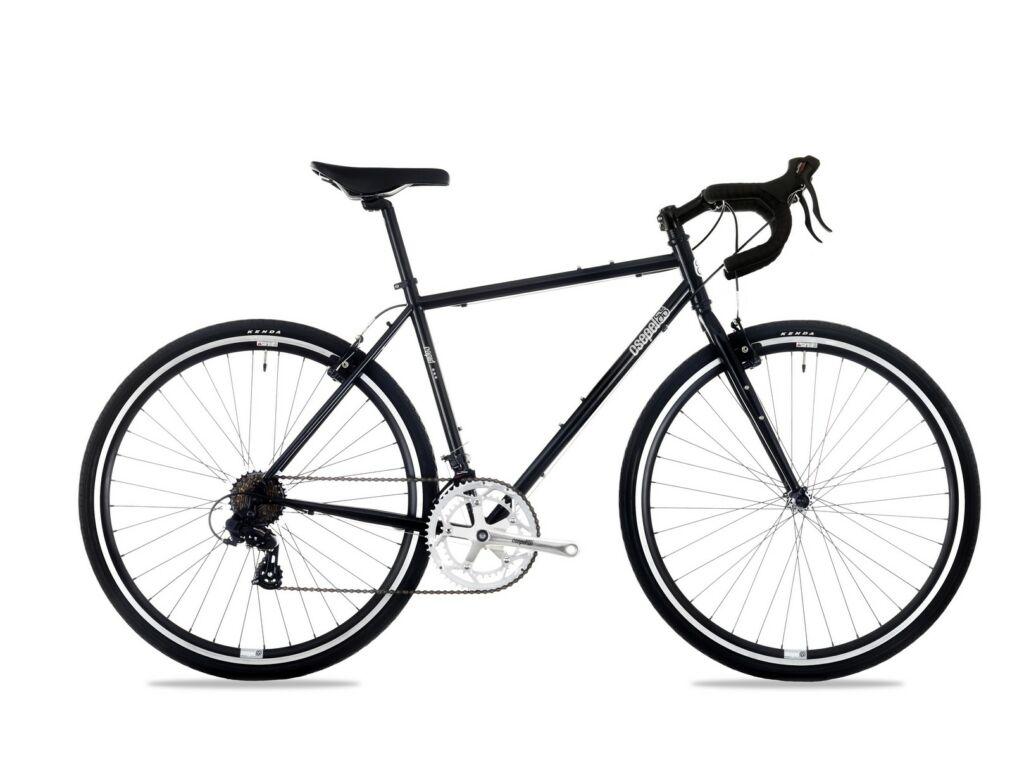 CSEPEL Rapid 3* 28/510 17 országúti kerékpár - fekete