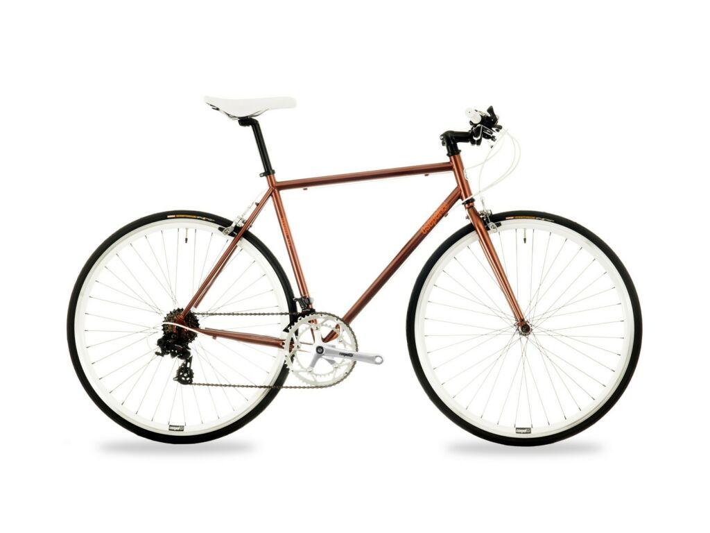 CSEPEL Torpedo 3* 28/510 col 2017 férfi városi kerékpár - barna
