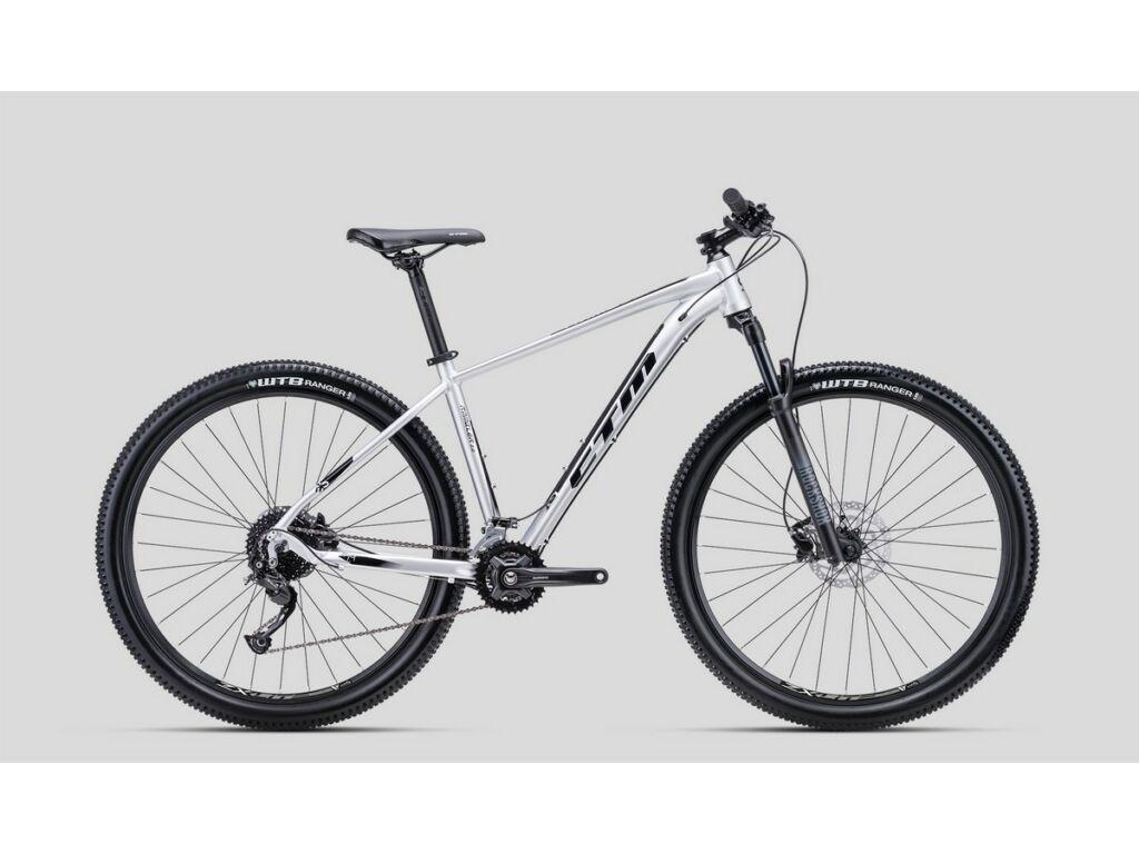 """CTM Rambler 2.0 29"""" MTB kerékpár, ezüstszürke / fekete"""