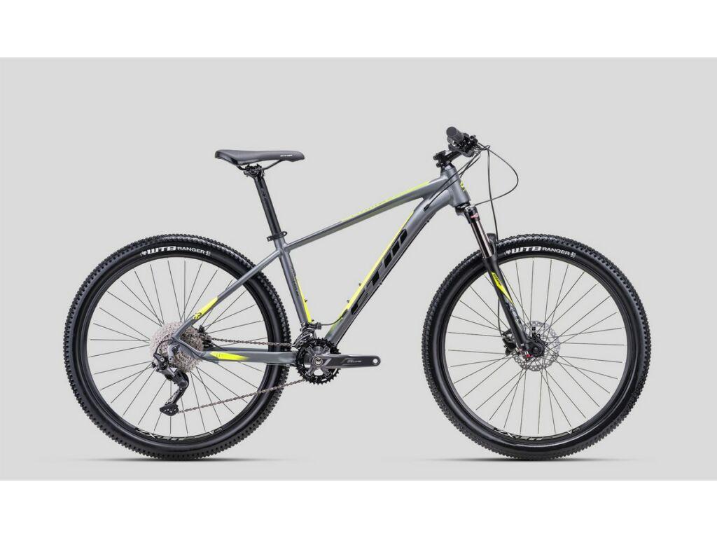 """CTM Rambler 3.0 27.5"""" MTB kerékpár, matt szürke / sárga"""