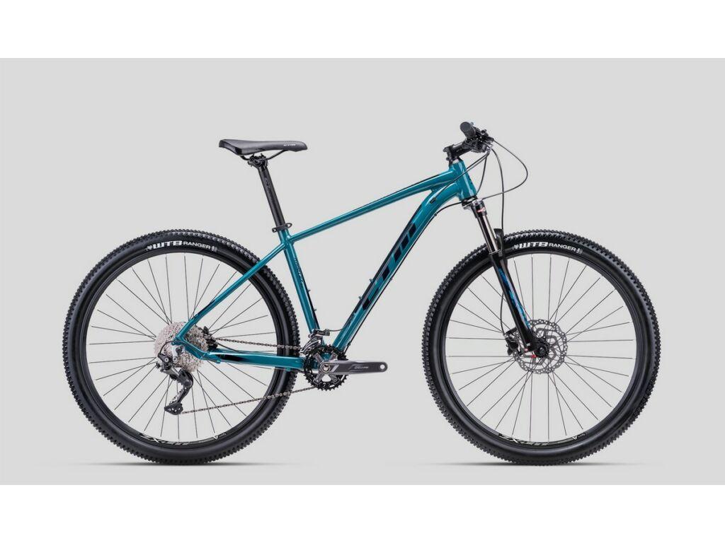 """CTM Rambler 3.0 29"""" MTB kerékpár, tengerkék / fekete"""