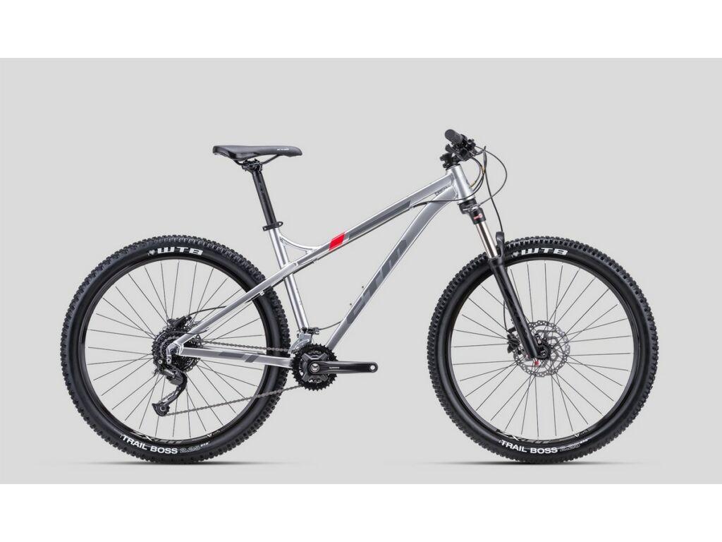 """CTM Zephyr 27.5"""" MTB hardtail kerékpár, selyemfényű alu"""