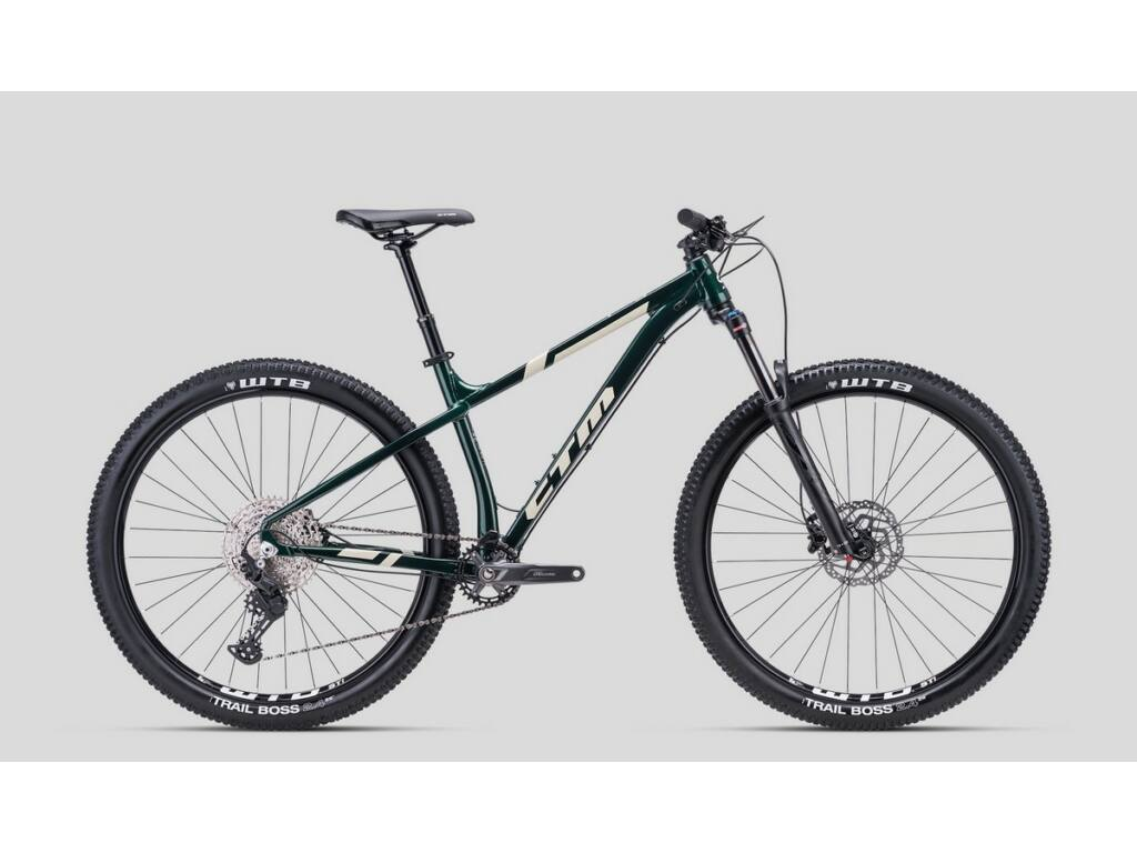 """CTM Zephyr Xpert 29"""" MTB hardtail kerékpár, smaragdzöld"""