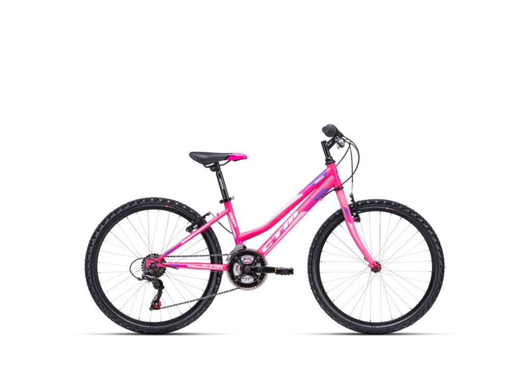 """CTM MONY 13"""" lány gyermekkerékpár, matt pink"""