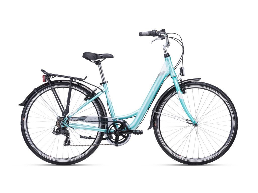 CTM NANCY 1.0 női városi kerékpár