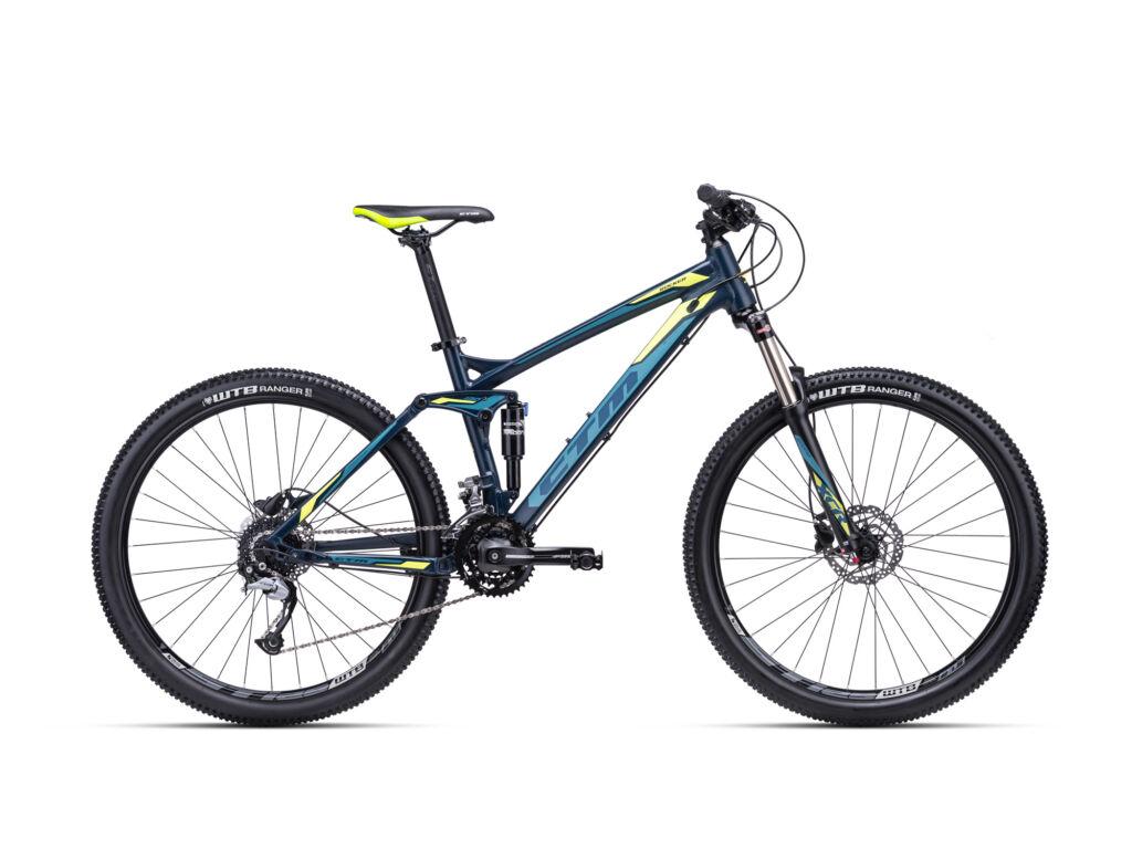"""CTM ROCKER 27.5"""" MTB fully kerékpár"""