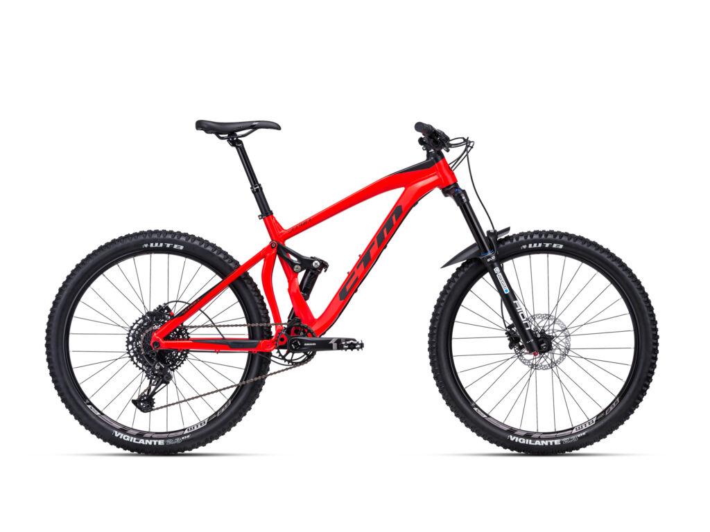 """CTM SCROLL 27.5"""" MTB fully kerékpár"""