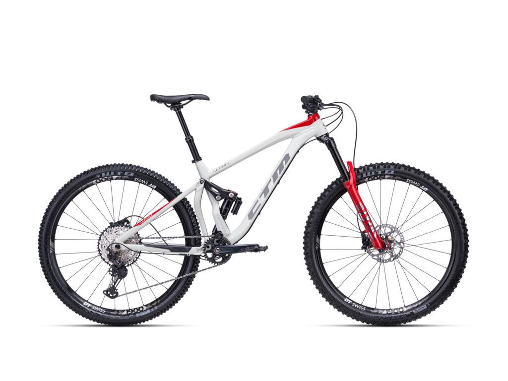 """CTM SCROLL PRO 29"""" MTB fully kerékpár"""