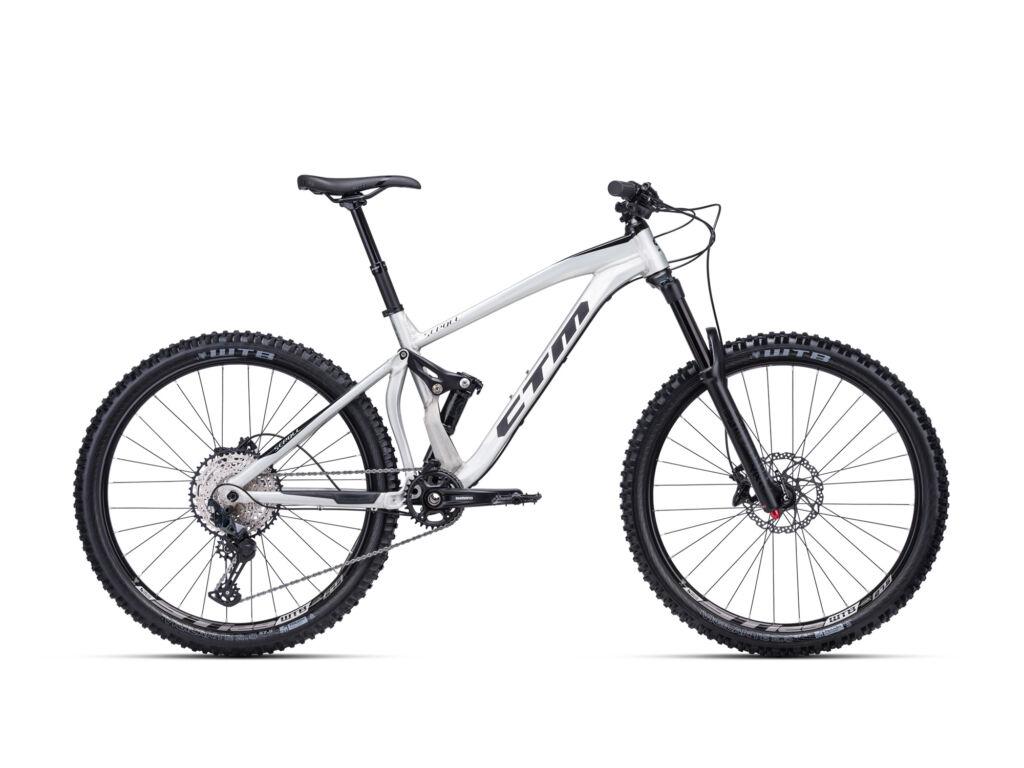 """CTM SCROLL XPERT 27.5"""" MTB fully kerékpár"""