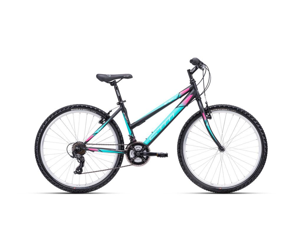 """CTM STEFI 1.0 26"""" női MTB kerékpár"""