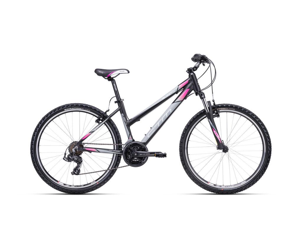 """CTM SUZZY 1.0 26"""" női MTB kerékpár"""