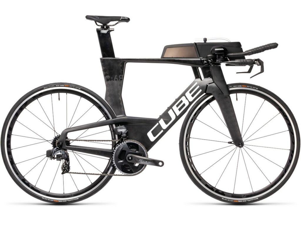Cube Aerium C:68 SL High 2021 triatlon kerékpár, carbon'n'white