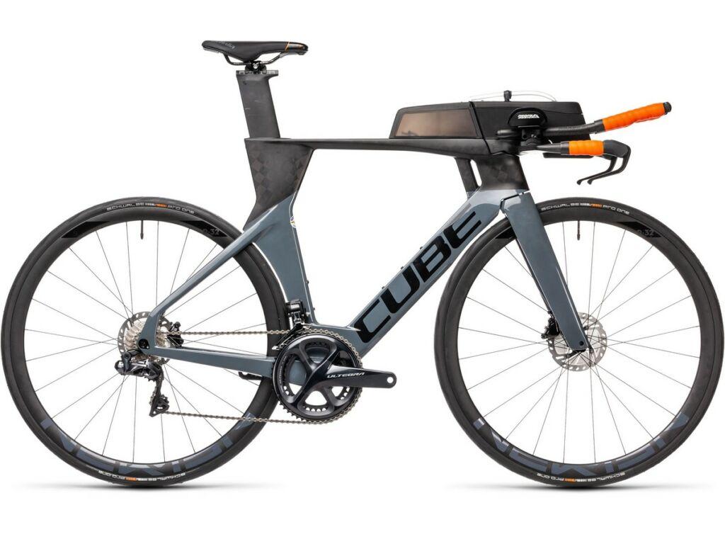 Cube Aerium C:68 TT SL High 2021 triatlon kerékpár carbon'n'grey