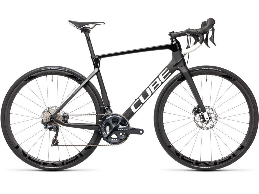 Cube Agree C:62 Race 2021 országúti kerékpár, carbon'n'white