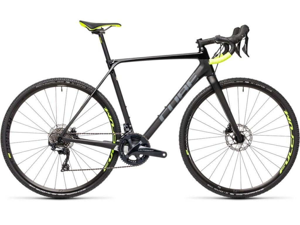 Cube Cross Race C:62 Pro 2021 cyclocross kerékpár, carbon'n'flashyellow