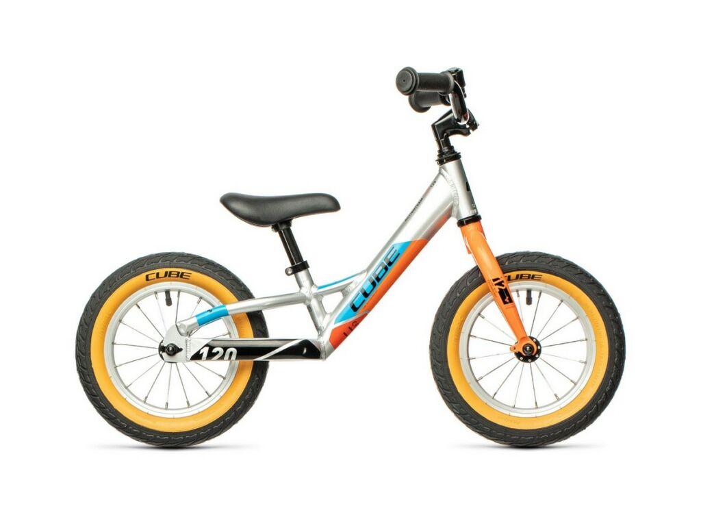 """Cube Cubie 120 Walk 2021 12"""" fiú futókerékpár (gyermek tanulókerékpár), actionteam"""