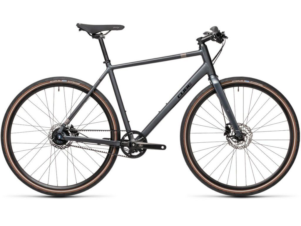 """CUBE Hyde Race 2021 Men 28"""" férfi fitness kerékpár, iridium'n'black"""