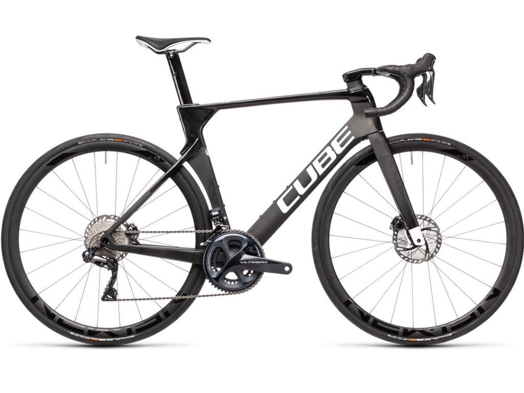 Cube Litening C:68X Pro 2021 országúti kerékpár, carbon'n'white