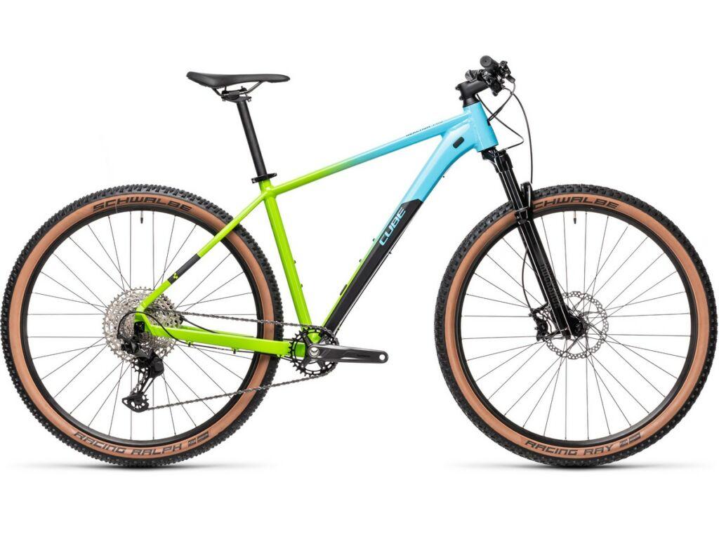 """Cube Reaction Pro 2021 27.5"""" / 29"""" MTB hardtail kerékpár"""
