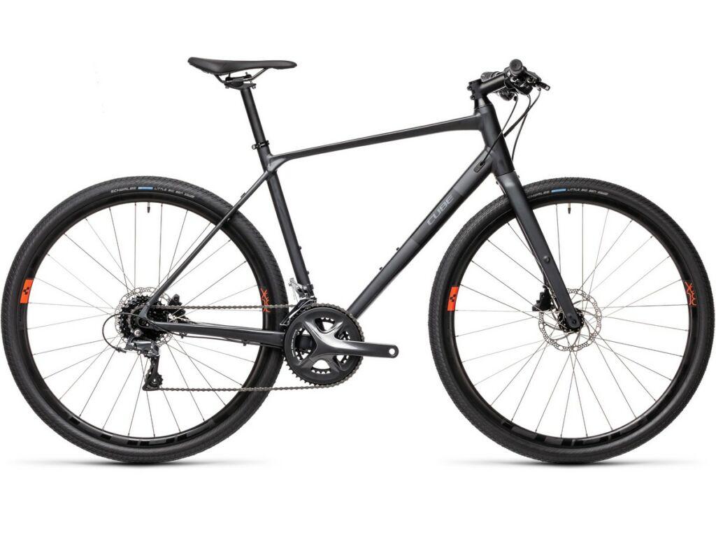 """Cube SL Road 2021 Men 28"""" férfi országúti kerékpár, iridium'n'black"""