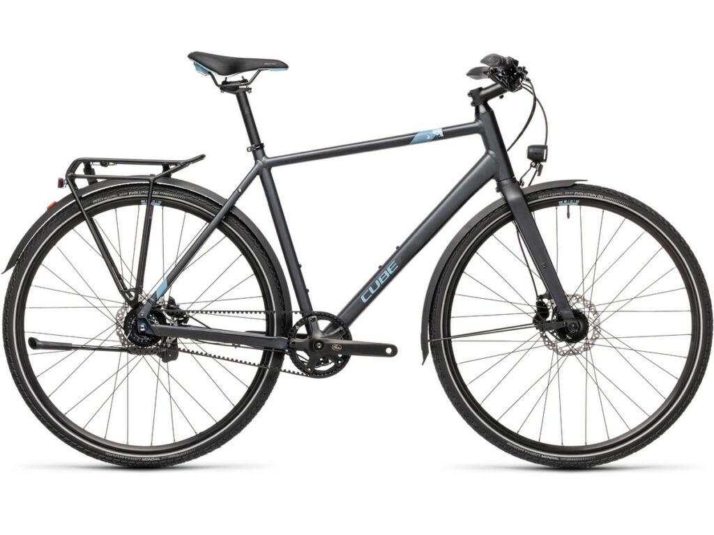 Cube Travel Exc 2021 Men férfi túra / trekking kerékpár, iridium'n'blue
