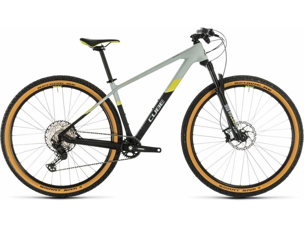"""Cube Access WS C:62 Pro 2020 27.5"""" női MTB kerékpár, lightblue'n'lime, 13.5"""""""