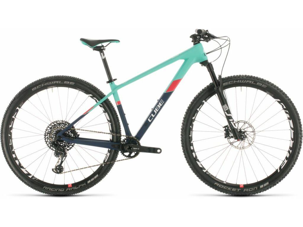 """Cube Access WS C:62 SL 2020 27.5"""" női MTB kerékpár, Team WS, 13.5"""""""