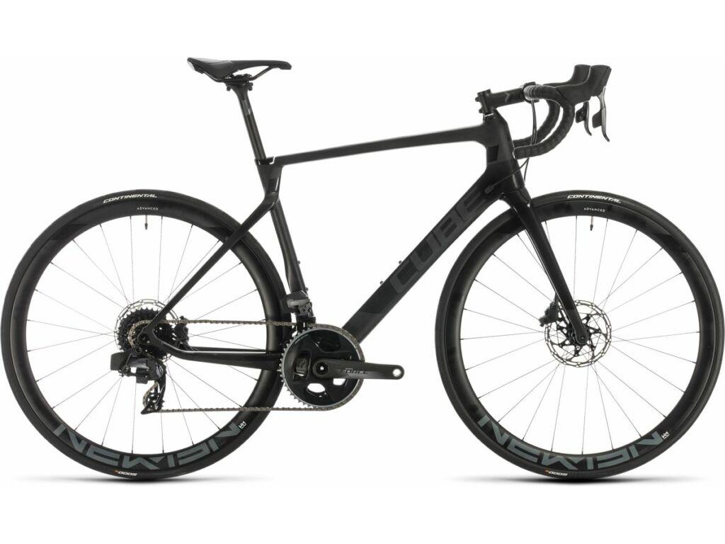 Cube Agree C:62 SLT 2020 országúti kerékpár, carbon'n'black, 50