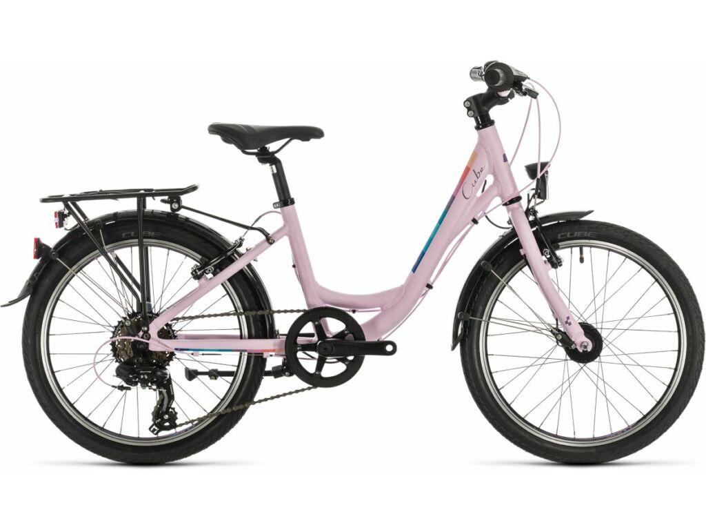 """Cube Ella 200 2020 lány gyermek MTB kerékpár, rose, 20"""""""