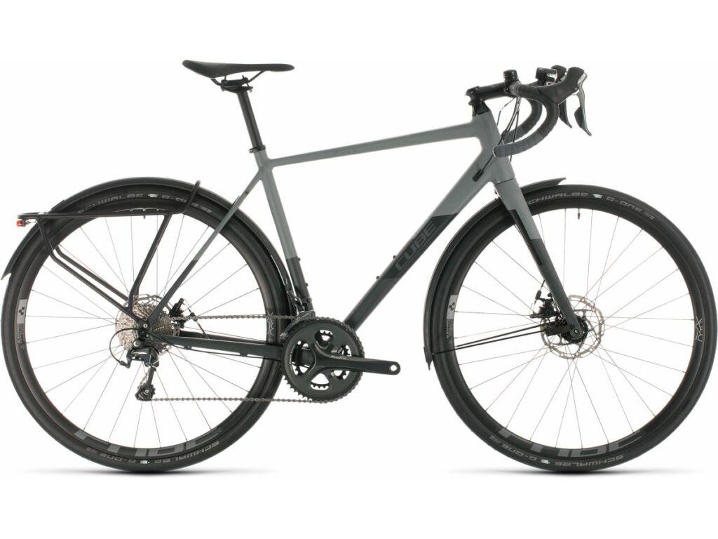 Cube Nuroad Pro FE grey'n'black 2020 országúti kerékpár
